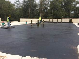 malaysia waterproofing contractor